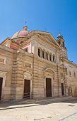 Church of St. Antonio. Fasano. Puglia. Southern Italy.