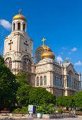 Main Cathedral In Varna, Bulgaria