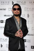 LOS ANGELES - OCT 15:  Dave Navarro at the Sue Wong
