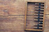 Vintage Abacus