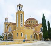 The Cathedral Of Paralimni