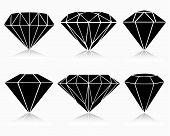 Постер, плакат: diamond
