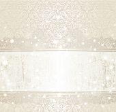 Bright luxury vintage wedding seamless background