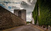 Listowel castle in county Kerry, Ireland