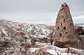 Uchisar Tower