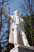 Statue of Vladimir Lenin