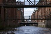 City of warehouses Hamburg
