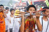 Vegetarian Festival 2014 In Phuket, Thailand