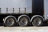 Detail Of Australian Truck Wheels