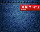 picture of denim jeans  - Denim - JPG