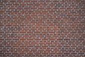 Brick wall image.