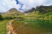 Trentino - Doss Dei Gembri Lake