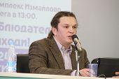 Politician Michael Velmakin