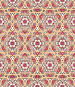 Beautiful Hexagonal Pattern