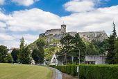 The Chateau Fort De Lourdes