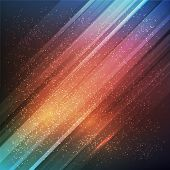 Abstract future vector background