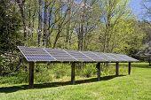 Environmentally Friendly Solar Panels