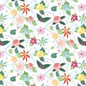 Floral Draw