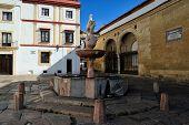 The Plaza Del Potro (square Of The Colt), Cordoba, Spain