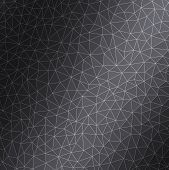 Abstract faceted background