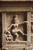 Bas Reliefs In Hindue Temple. Arunachaleswar Temple. Thiruvannamalai, Tamil Nadu, India