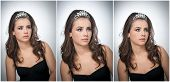 pic of tiara  - Hairstyle and make up  - JPG