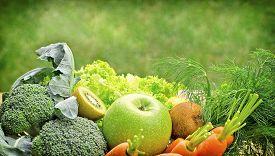 pic of nutrients  - Healthy food  - JPG