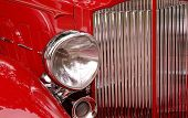 Classic Car Grille