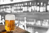 picture of spigot  - a pint in the pub composite image - JPG
