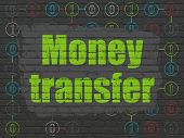stock photo of transfer  - Business concept - JPG