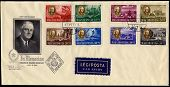 Franklin Roosevelt Stamps