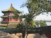 Imperial-Pagode, Sommerpalast, Peking, China