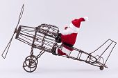 Santa Claus Airplane