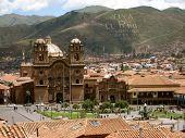 Missão de Cusco Plaza de Armas