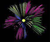 Fireworks.Eps