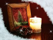 picture of card christmas  - christmas card - JPG