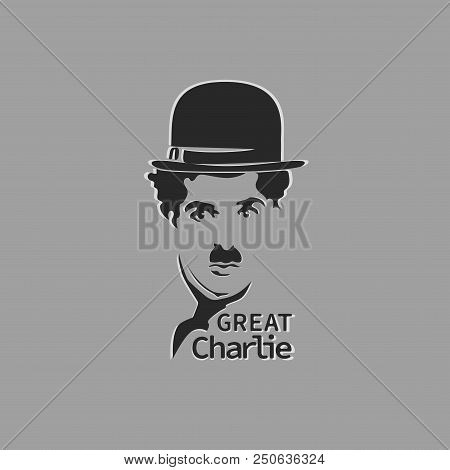 Great Charlie Image Stencil On