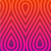 Colorful vector texture