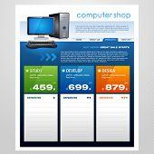 Computer Shop Template