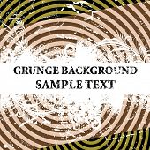 Grunge background. Vector.
