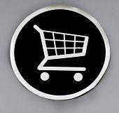 Shopping Trolley Storage Point
