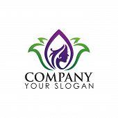 Luxury Logo. Interior Icon. Boutique Logo. Fashion Logo. Jewelry Logo. Cosmetics Logo. Spa Logo. Bea poster