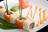 sushi (close-up)