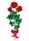fine roses bouquet