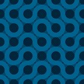 abstract blue flow web background (seamless  pattern)