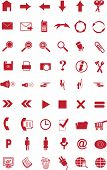 54 icons for the website
