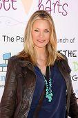 LOS ANGELES - NOV 5:  Natasha Henstridge arrives at the