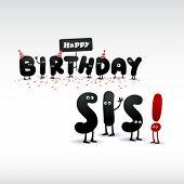 image of happy birthday card  - Funny Birthday card - JPG
