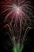 foto of guy fawks  - Fireworks - JPG