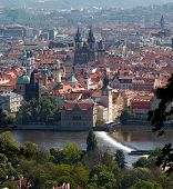 Historical Core Of The Prague